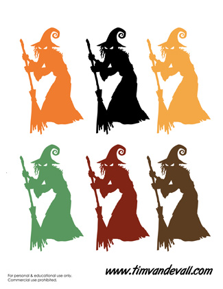 Witch Shapes