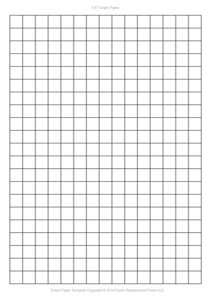 Half inch graph paper pdf search results calendar 2015 for One inch graph paper template