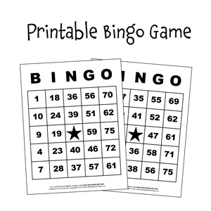 printable games for kids