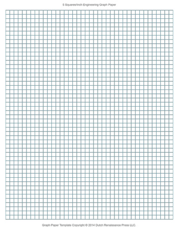 Template Of Graph Paper. Free Printable Sketching, Wireframing and ...