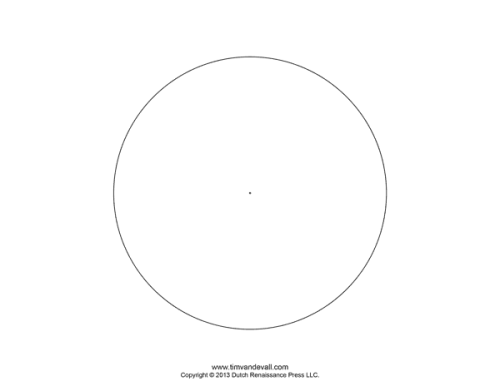 Blank Pie Chart Template 600 Tims Printables