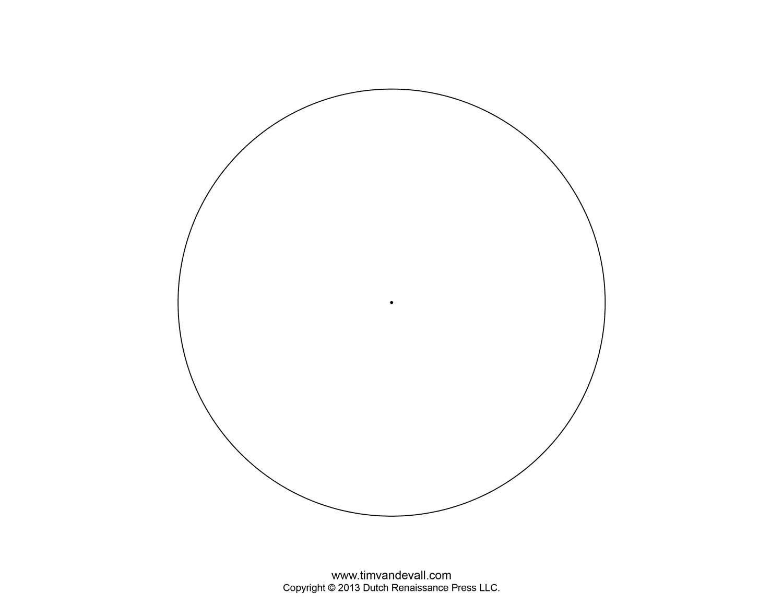 Free Blank Chart Templates Blank Pie Chart Template