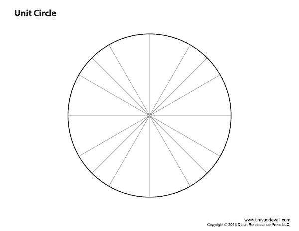 Worksheet Unit Circle Worksheet blank unit circle chart printable fill in the worksheet chart