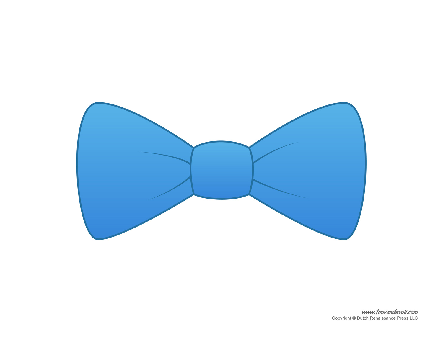 Paper Bow Tie Templates – Bow Tie Template