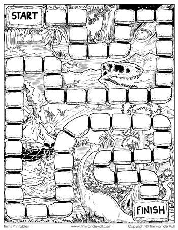 board game template
