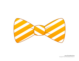 Bow Tie Printable Template
