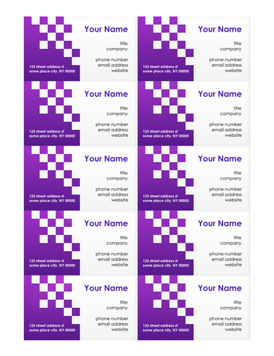 free business card templates make your own business