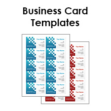 Free Business Card Templates | Make Your Own Business ...