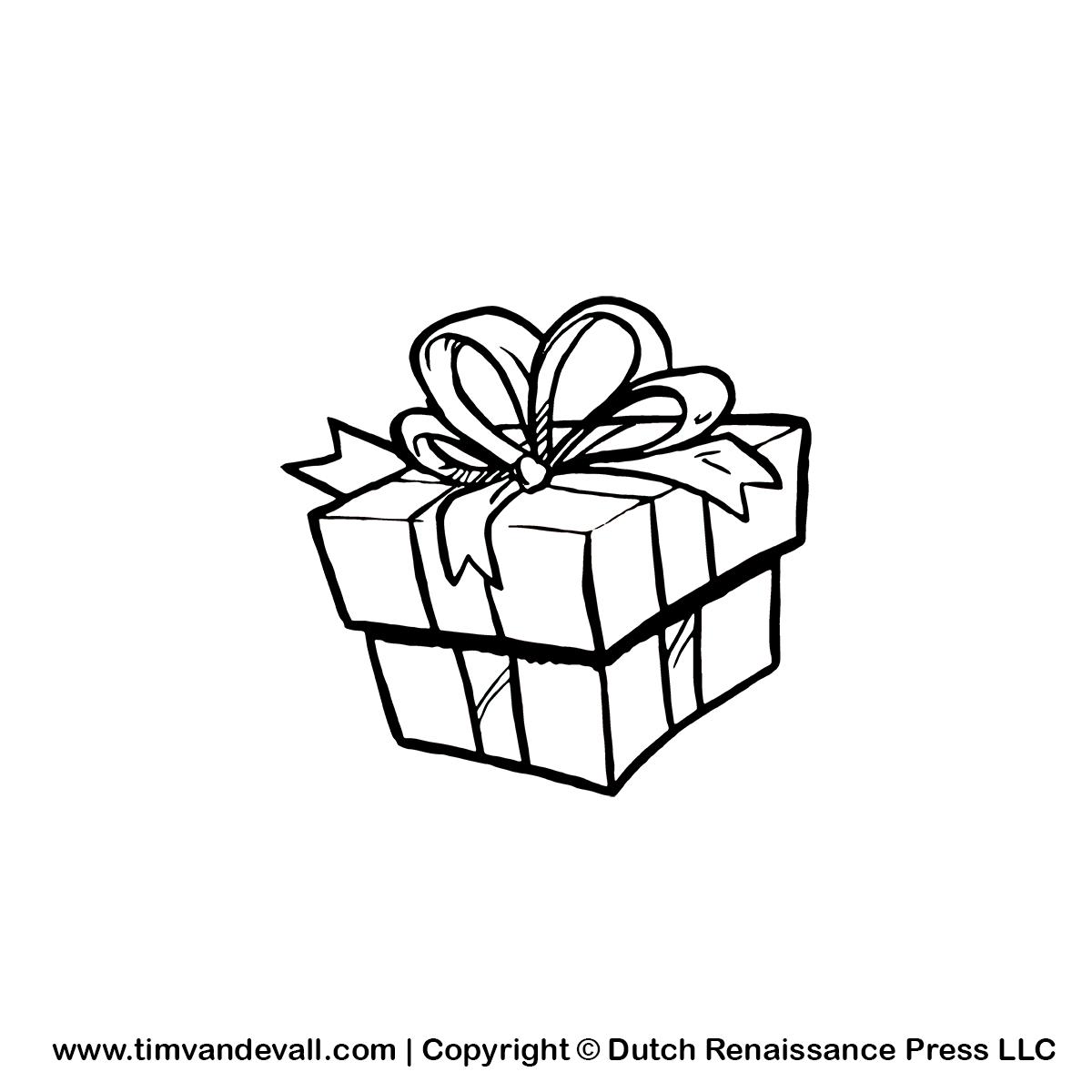 Birthday Presents Clipart Birthday-present clip art