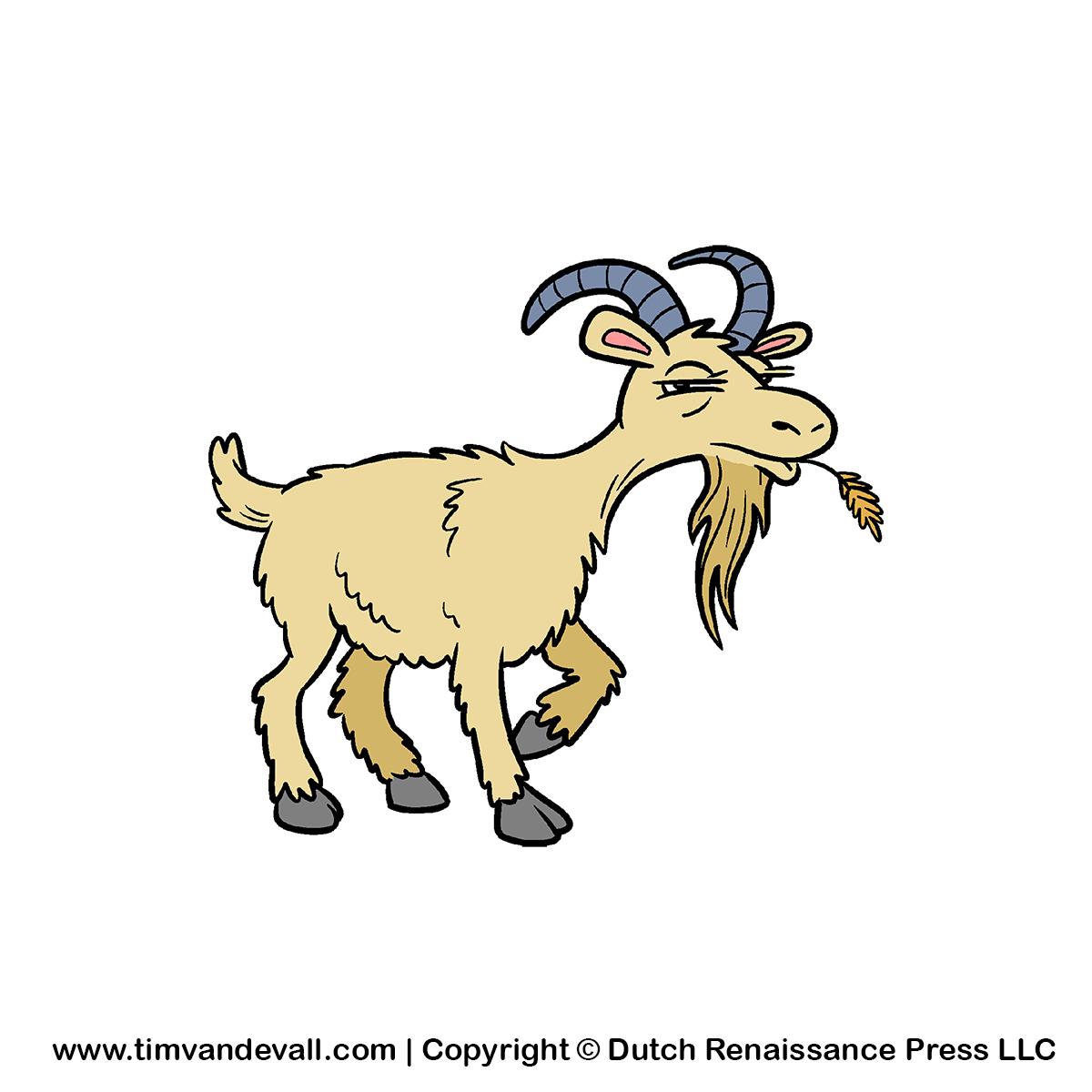 clip art goat pictures - photo #41