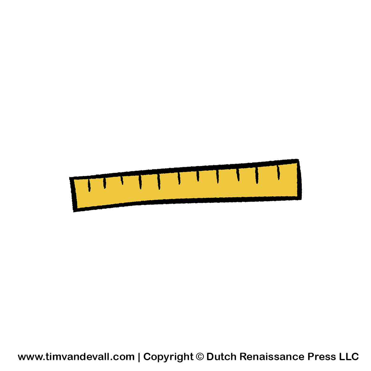 School Ruler Clip Art Ruler clipart