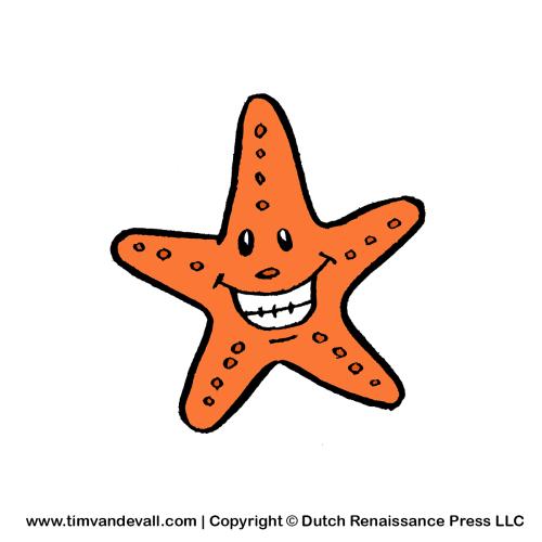 starfish clipartClipart Starfish