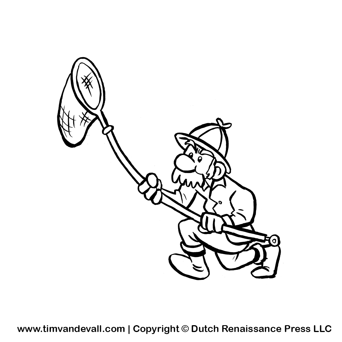 zookeeper coloring pages - photo#33