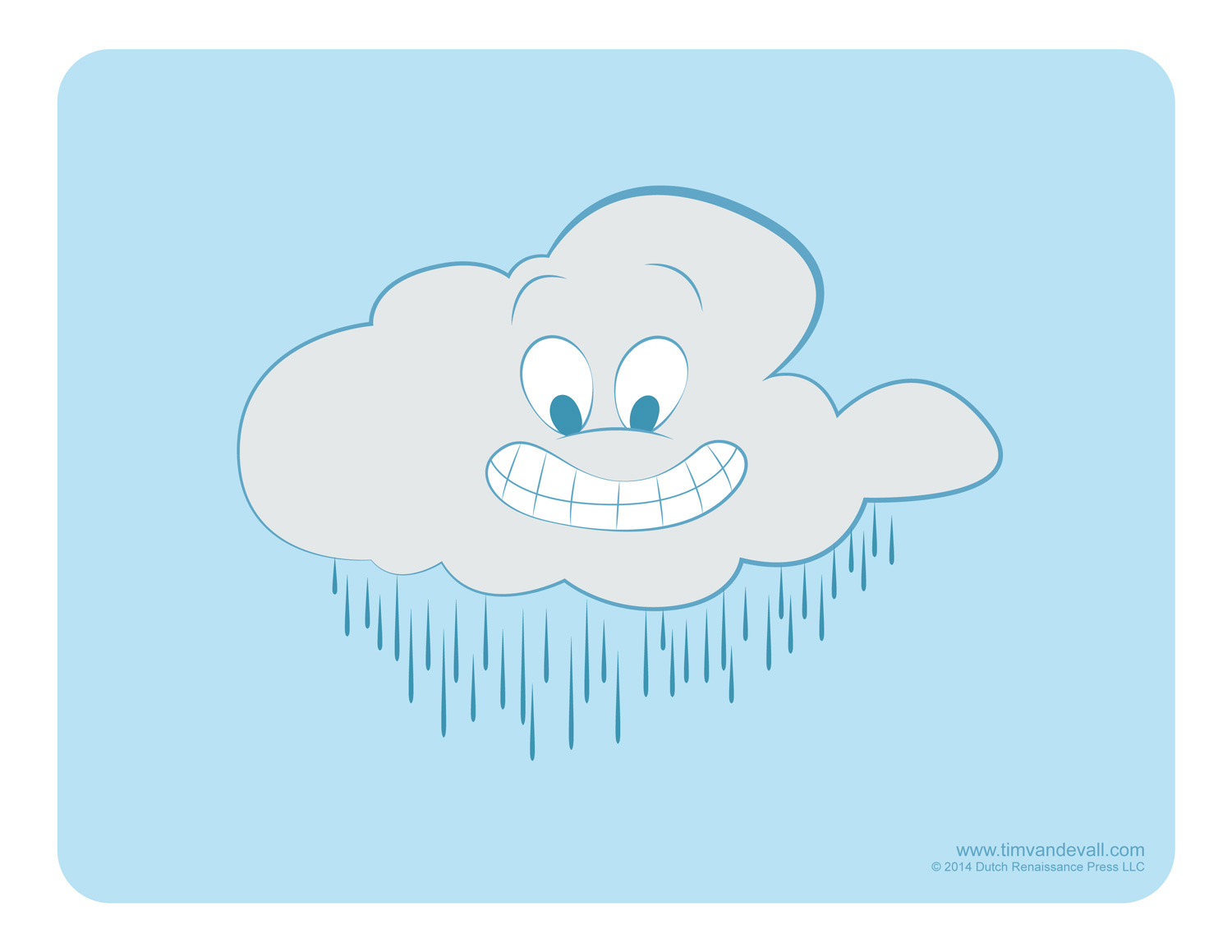 Weather for Kids Free Cloud Templates