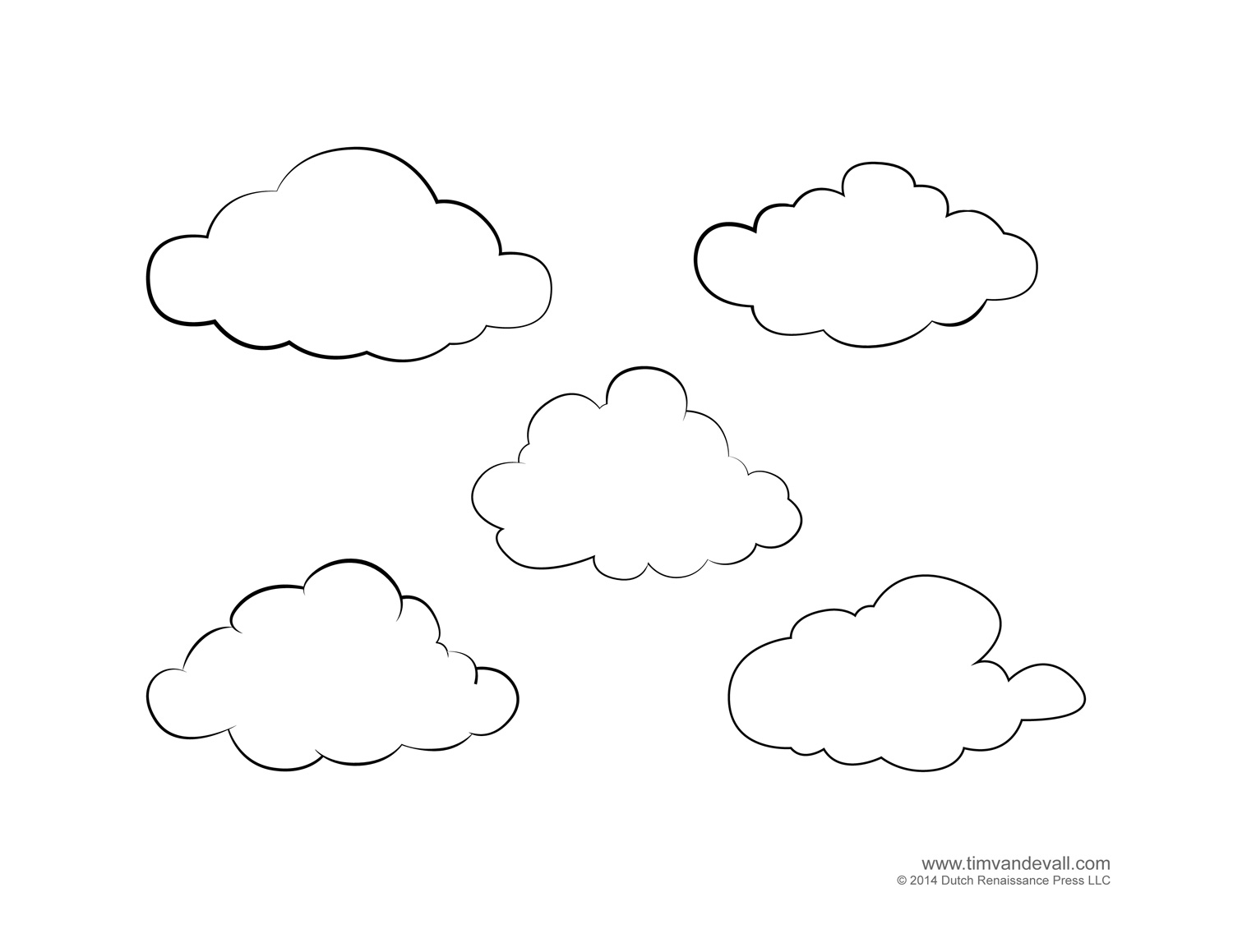weather for kids cloud templates and weather coloring pages cloud templates weather for kids