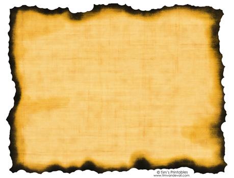 blank treasure map for children