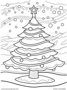 christmas-tree-coloring-page-350