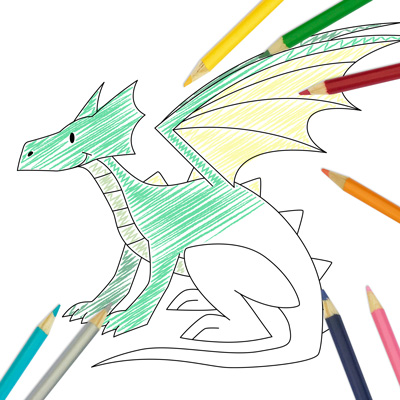 dragon-coloring-page-cover