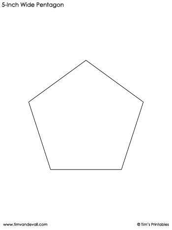 pentagon-templates-5-inch-wide