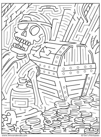 pirate-treasure-maze-black-and-white-350