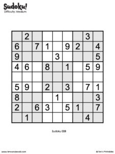Sudoku 08