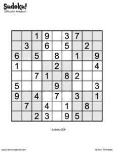 Sudoku 09