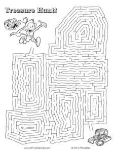 treasure-hunt-maze