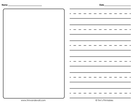 writing-paper-template-02