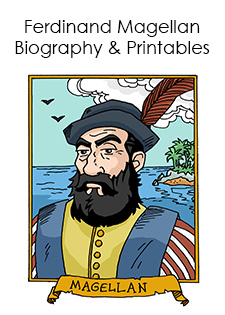 Ferdinand Magellan Biography For Kids Social Studies