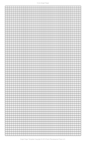 ... 5 Millimeter Graph Paper, Legal PDF