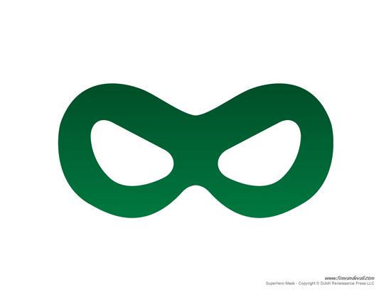 Маска из бумаги своими руками супергероя
