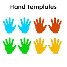 hand template img tim s printables