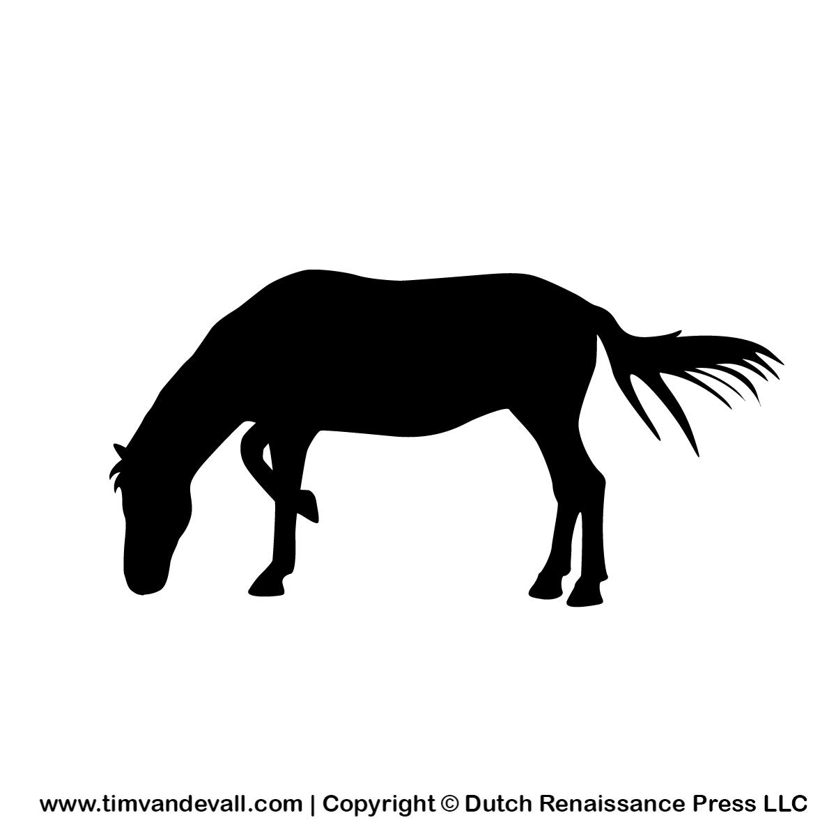 Pics Photos - Horse Silhouette Stencil Hd Picture