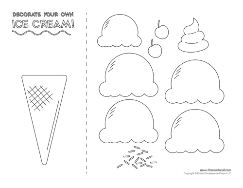 Ice Cream Craft