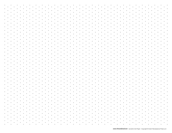 ... isometric dot paper is a type of graph paper containing dots