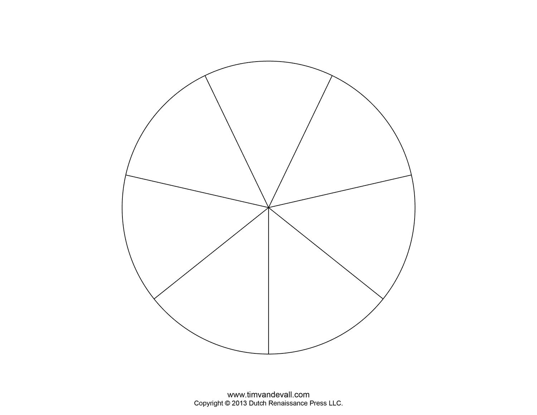 Blank pie chart templates make a pie chart make a pie chart geenschuldenfo Gallery