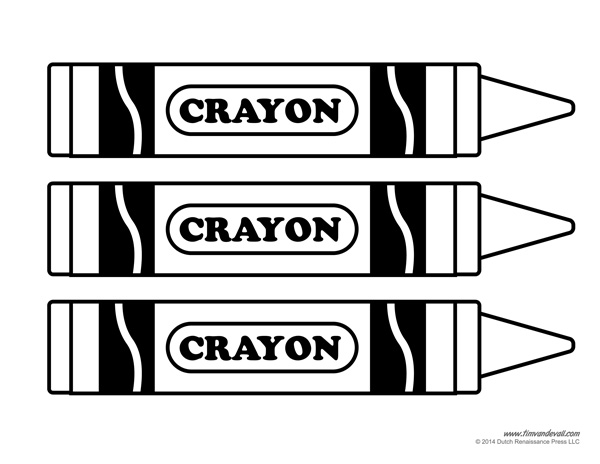 2020 Other | Images: Clipart Crayon Black And White