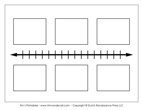 Free Biography Timeline Template for School Tims Printables – Biography Timeline Template
