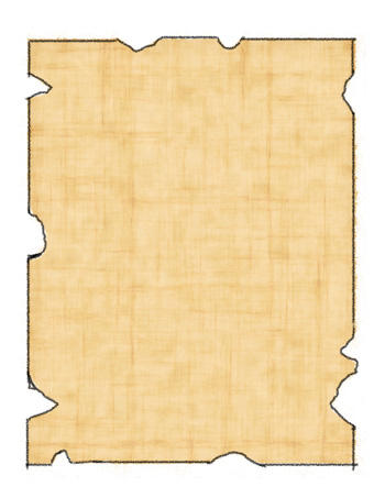 Blank Treasure Map Download