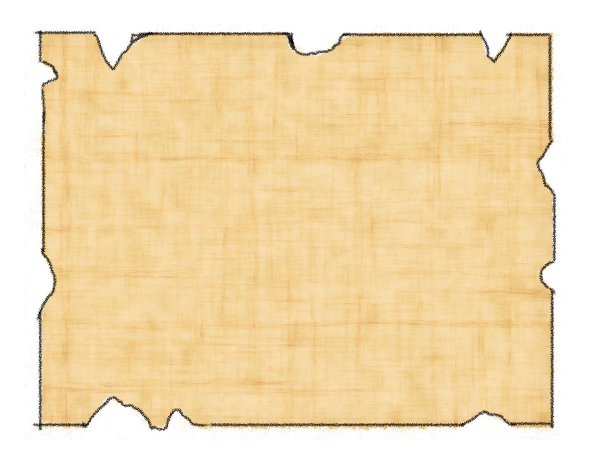 Blank Treasure Map #2 - Tim's Printables