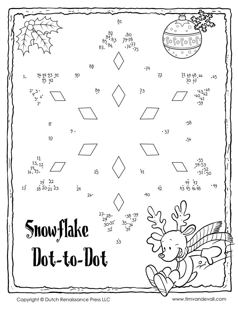 Snowflake DottoDot 1 Tim 39 s