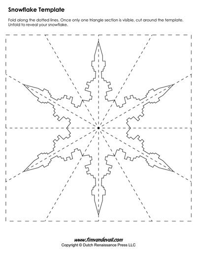 free download 40 paper snowflake templates curbly. paper snowflake ...