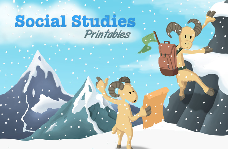 Social Stu s Printables Tim s Printables