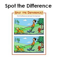 spot the difference