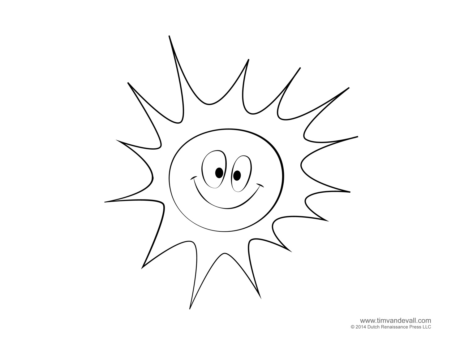 Weather for Kids Free Cloud Templates and Weather Coloring Pages