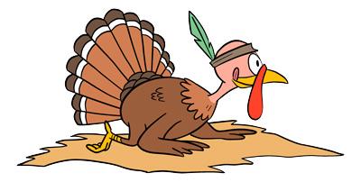 thanksgiving turkey clip art