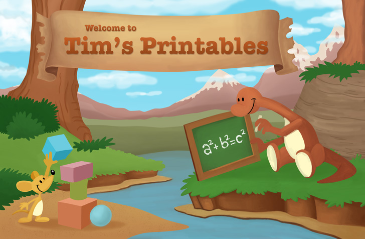 Tims Printables